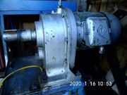 VEM-Getriebemotor 5 5 kW Bauform