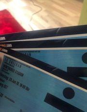 3x ED Sheeran Tickets Klagenfurt
