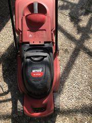 MTD elektrisch Rasenmäher