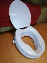 Toilettenaufsatz