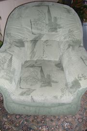 Sessel mit Federkern