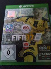 xBox One Spiel Fifa 17