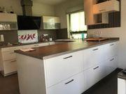 TOP ALNO-Küche mit NEFF-Geräten Magnolie