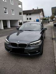 verkaufe 1er BMW 120x D