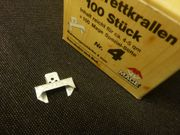 MAGE Profilbrettkrallen Profilholzkrallen 4 mm