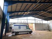 Gebrauchte Stahlhalle