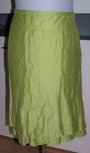 Damenrock in tollem hellen grünton