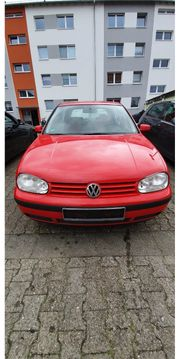VW Golf IV 1 6