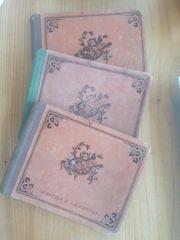 3 sehr alte Liederbücher