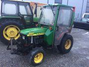 John Deere 4100 Traktor Allrad