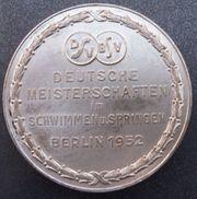 Medaille Deutsche Meisterschaften im Schwimmen