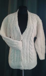 Pullover gestrickt