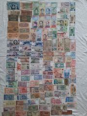 Banknoten 150 Stück