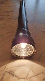 Stabtaschenlampe Marke Scanner