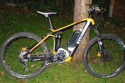 Haibike XDuro vollgefedert E-Bike - Fully
