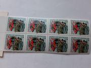 Briefmarkenheftchen DDR