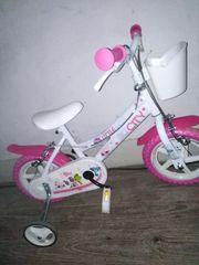 Süßes Mädchenfahrrad zu verkaufen