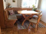 Esszimmer Essecke Eckbank Tische Stühle