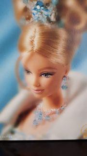Sammler Collector Barbie puppe Crystal