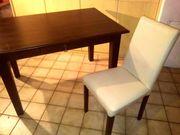 Esszimmertisch in Kombi mit 4
