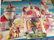 Playmobil Prinzessinnenschloss 5142 Elternbett Babybett