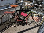 Cycloman City Bike Wood
