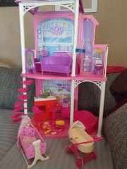 Barbie Traumhaus 2 Stöckig