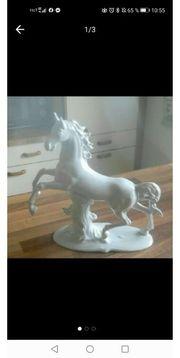 Porzellan Pferd von Fena