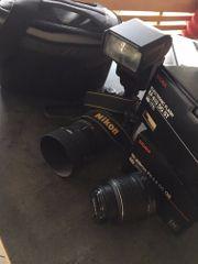 Digital Spiegelreflexcamera
