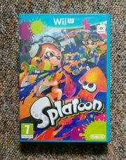 Splatoon Spiel Wii U