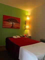 Rote Sonne chinesische Massage Handynr