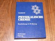 Lehrbuch Physikalische Chemie Barrow gebr