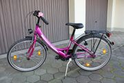 Mädchen Kinder Fahrrad 24 Zoll