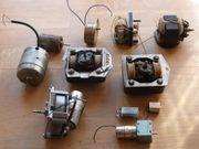 Elektro-Motoren - Kleinmotoren