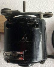 Wechselstrommotor mit Welle Lüftermotor Gebläsemotor