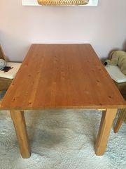 Gebrauchter Tisch