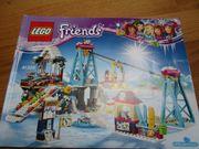 Lego friends Wintersport Skilift