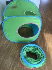 Ikea Tunnel und Spielzelt Busa
