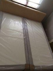 Boxspringbett mit Matratzen Bett Doppelbett