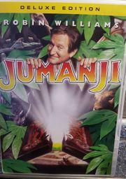 Jumanji Deluxe Edition DVD