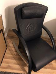 Rolf Benz Sessel 3100 Blau