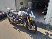 Suzuki V Strom 1000 mit