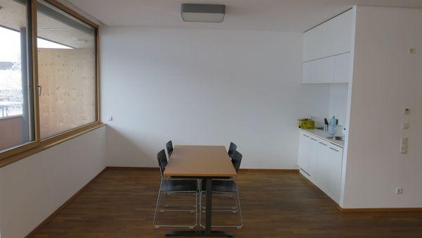 Büroräumlichkeiten im Gemeindezentrum Ludesch zu