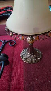 Teelichtkerzen Lampe Vintage