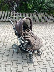 Kinderwagen Teutonia Mistral S mit