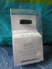 M90 Plantronics Bluetooth Headset - neu