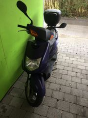 Yamaha XC125X