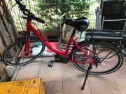 Ein sehr schönes E-Bike