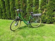 John Deere E-Bike Elektrofahrrad Rarität