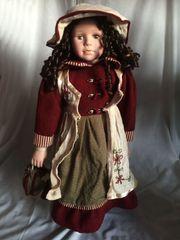 Porzelan- Puppe Deko Original SAMMLER